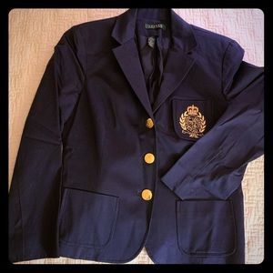 Navy Blue Blazer